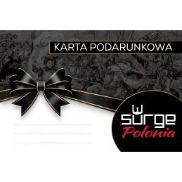 Karta podarunkowa Surge Polonia