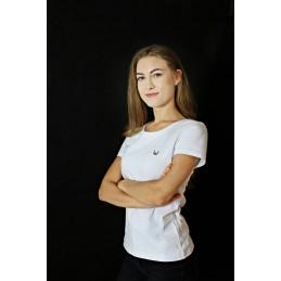 Koszulka biała - damska